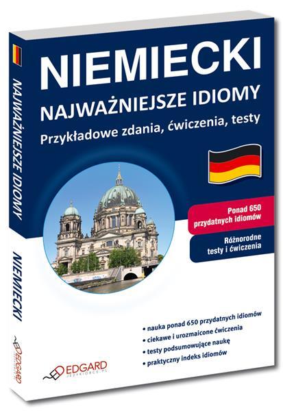 Niemiecki. Najważniejsze idiomy-28854