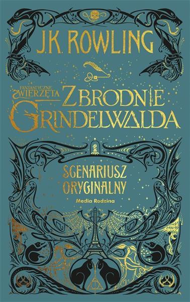 Fantastyczne zwierz. Zbrodnie Grindelwalda..-314535