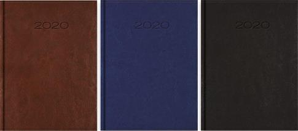 Kalendarz 2020 Dzienny A5 - MIX Nebraska 21DN-373995