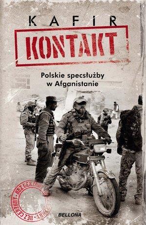 Kontakt. Polskie specsłużby w Afganistanie-40349