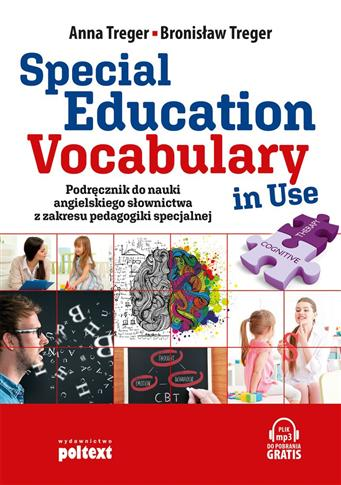 Special Education Vocabulary in Use-48841