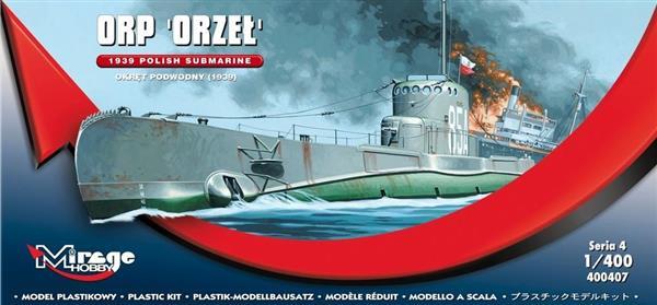 Polski Okręt Podwodny ORP 'ORZEŁ'-304259