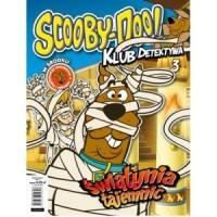 Scooby Doo Świątynia tejemnic klub detektyw OUTLET
