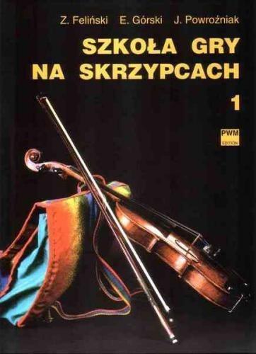 Szkoła gry na skrzypcach cz.1 w.2018 PWM