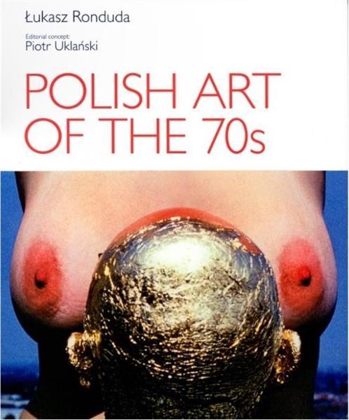 Sztuka polska lat 70. Awangarda w.angielska