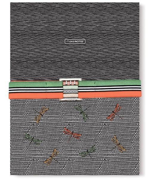 Metamorphosis Kołonotatnik A4/80 stron linia
