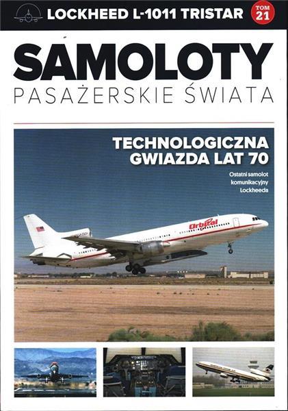 Samoloty pasażerskie świata T.21 Lockheed L-1011..