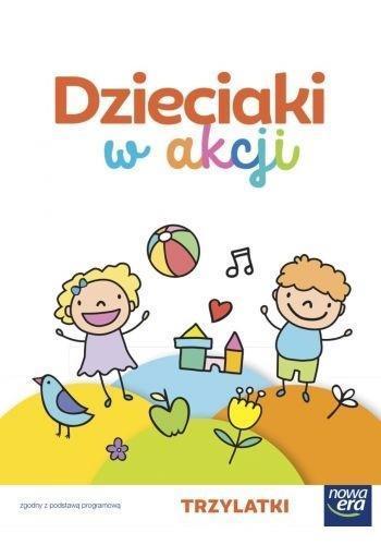 Dzieciaki w akcji 3-latki zestaw dla dziecka NE