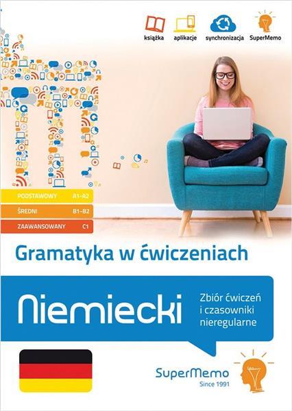 Niemiecki. Gramatyka z ćwiczeniami A1-C1