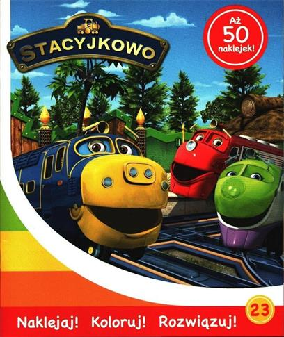 Stacyjkowo activity nr 23 outlet