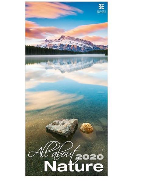Kalendarz 2020 All About Nature Ex HELMA