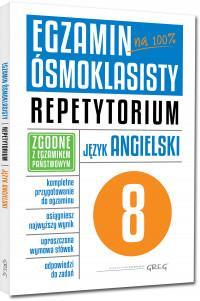 EGZAMIN ÓSMOKLASISTY - J. ANG. REPETYTORIUM