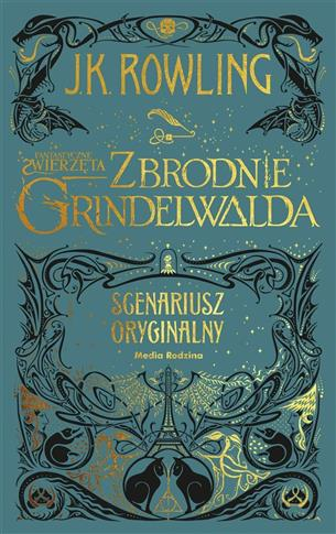 Fantastyczne zwierz. Zbrodnie Grindelwalda..