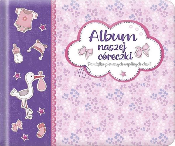 Album naszej córeczki w.2