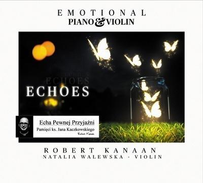Echoes - Emotional Piano & Violin CD