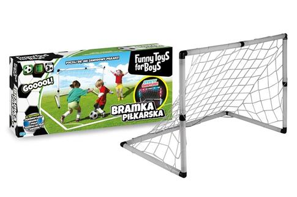 Bramka piłkarska Toys For Boys