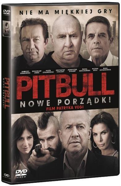 Pitbull. Nowe porządki, DVD