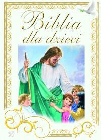 BIBLIA DLA DZIECI outlet