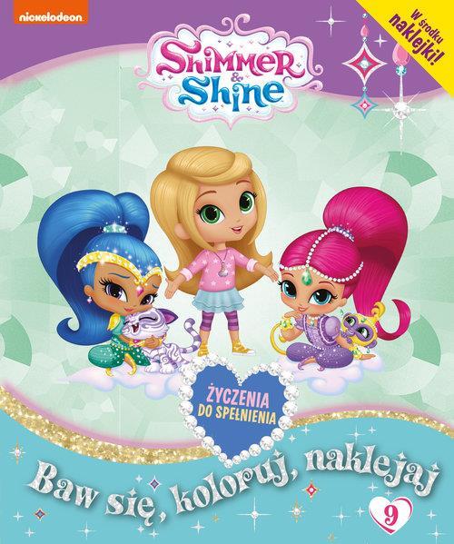 Shimmer & Shine activity  nr 9 outlet