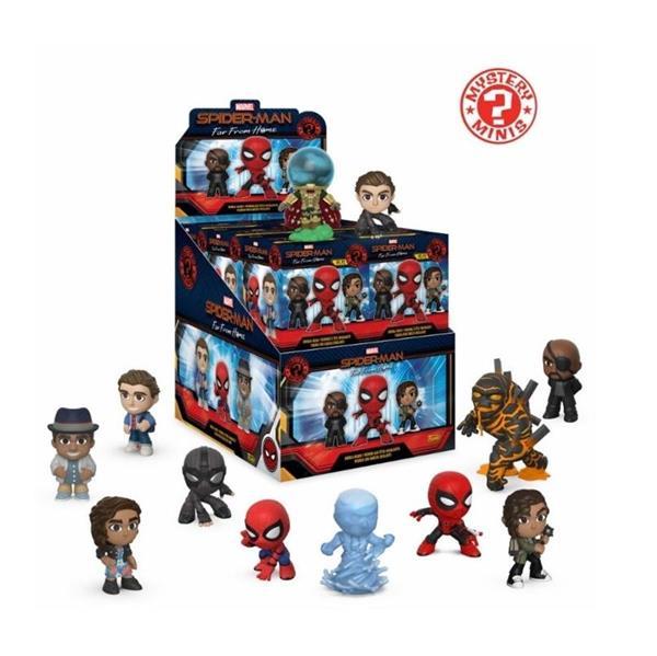 Figurka Funko Mystery mini: Spiderman