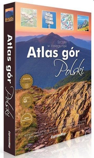 Atlas gór Polski w.2018