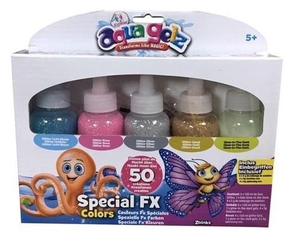Aqua Gelz kolory magiczne