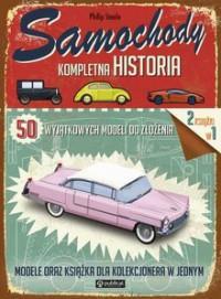 Samochody. Kompletna historia