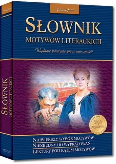 Słownik motywów literackich GIM GREG OUTLET