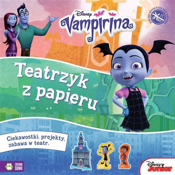 VAMPIRINA TEATRZYK Z PAPIERU OUTLET