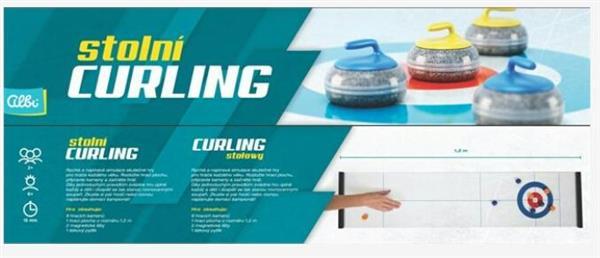 Curling stołowy ALBI