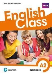 English Class A2 WB PEARSON