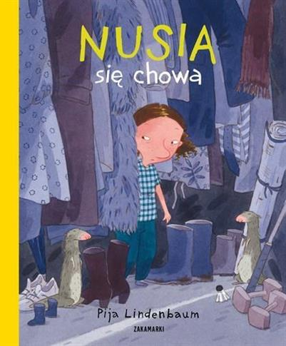NUSIA SIĘ CHOWA     OUTLET