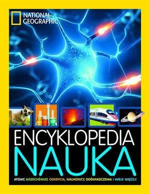 NATIONAL GEOGRAPHIC ENCYKLOPEDIA NAUKA