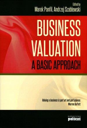 BUSINESS VALUATION A BASIC APPROACH outlet