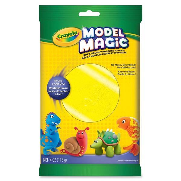 Magiczna modelina - Żółta CRAYOLA
