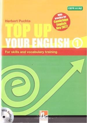Top Up Your English 1 A1/A2 + audio CD