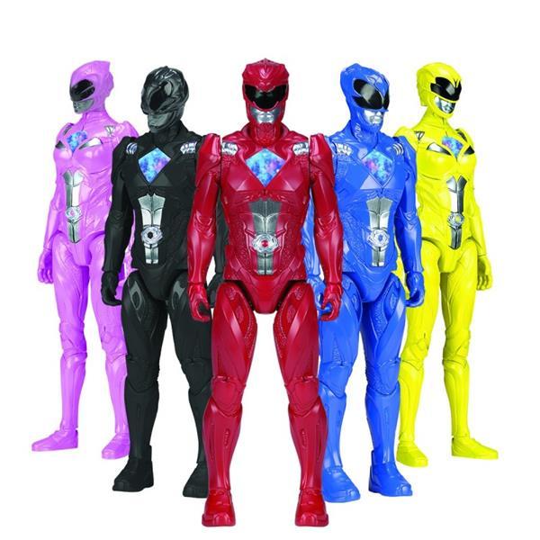 Power Rangers Figurka 30cm p6 COBI