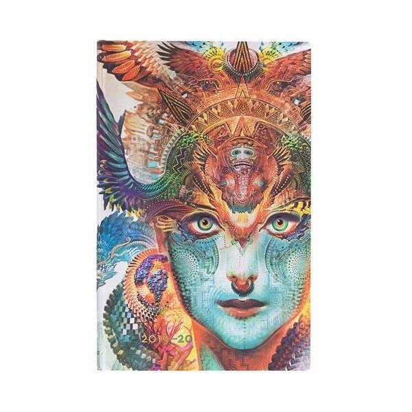 Kalendarz książkowy maxi 2019-2020 Dharma Dragon