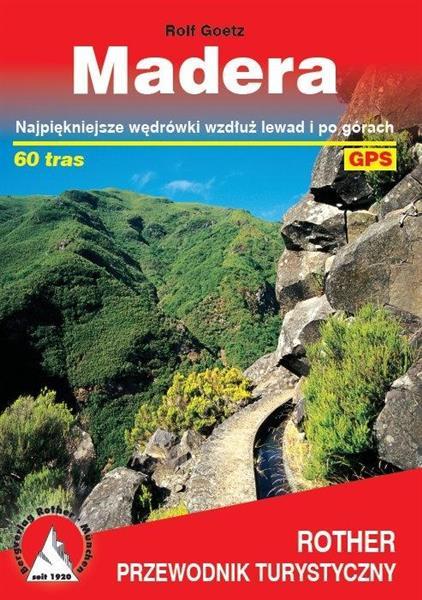 Przewodnik turystyczny - Madera
