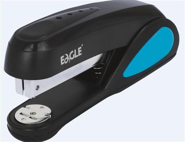 Zszywacz Dynamic niebieski 20 kartek EAGLE