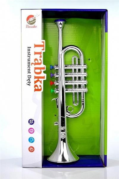 Bassko Trąbka instrument muzyczny
