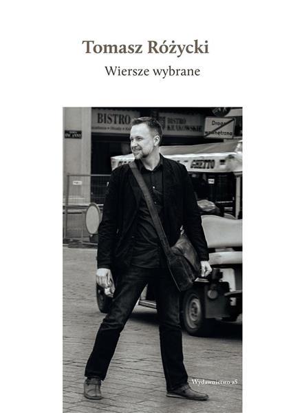 Tomasz Różycki. Wiersze wybrane + CD