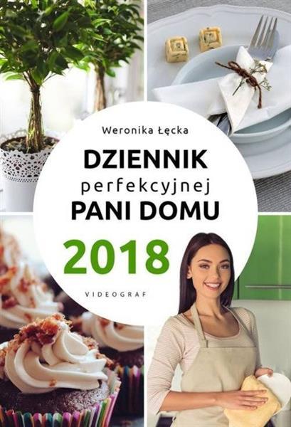 Dziennik perfekcyjnej pani domu 2018 OUTLET