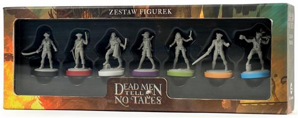 Dead Men Tell No Tales - figurki do gry