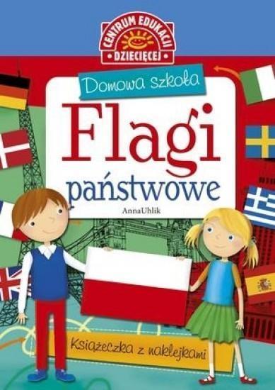 Domowa szkoła. Flagi państwowe
