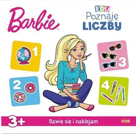 Barbie. Poznaję liczby