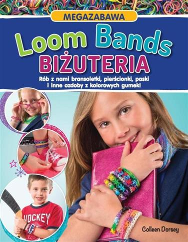 LOOM BANDS BIŻUTERIA OUTLET
