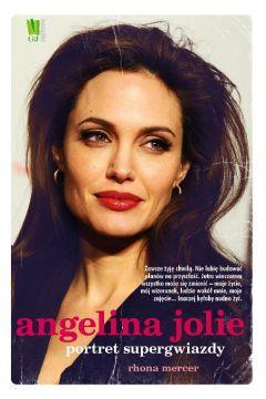 ANGELINA JOLIE PORTRET SUPERGWIAZDY