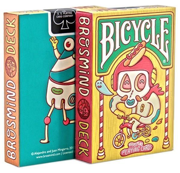 Karty Brosmind BICYCLE