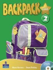 Backpack Gold 2 SB PEARSON
